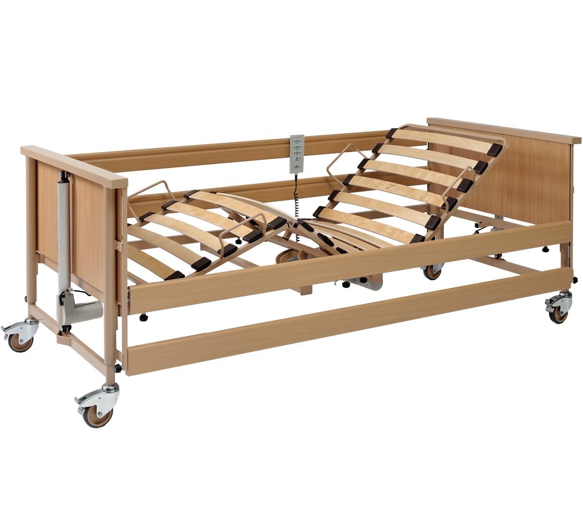 łóżko Rehabilitacyjne Elektryczne Dali Economic Używane